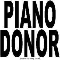 Piano Donor