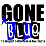Gone Blue To Support Colon Cancer Awareness Gifts