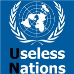 Useless Nations via CafePress