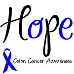 Hope Colon Cancer Awareness Shirts & Gifts