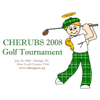 CDH Golf Tournament Logo