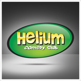 Helium Comedy Club logo