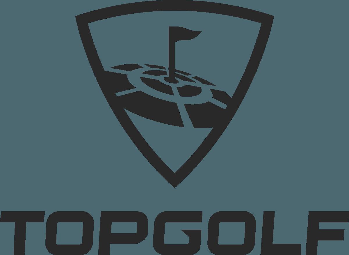 Black And White Golf Logo