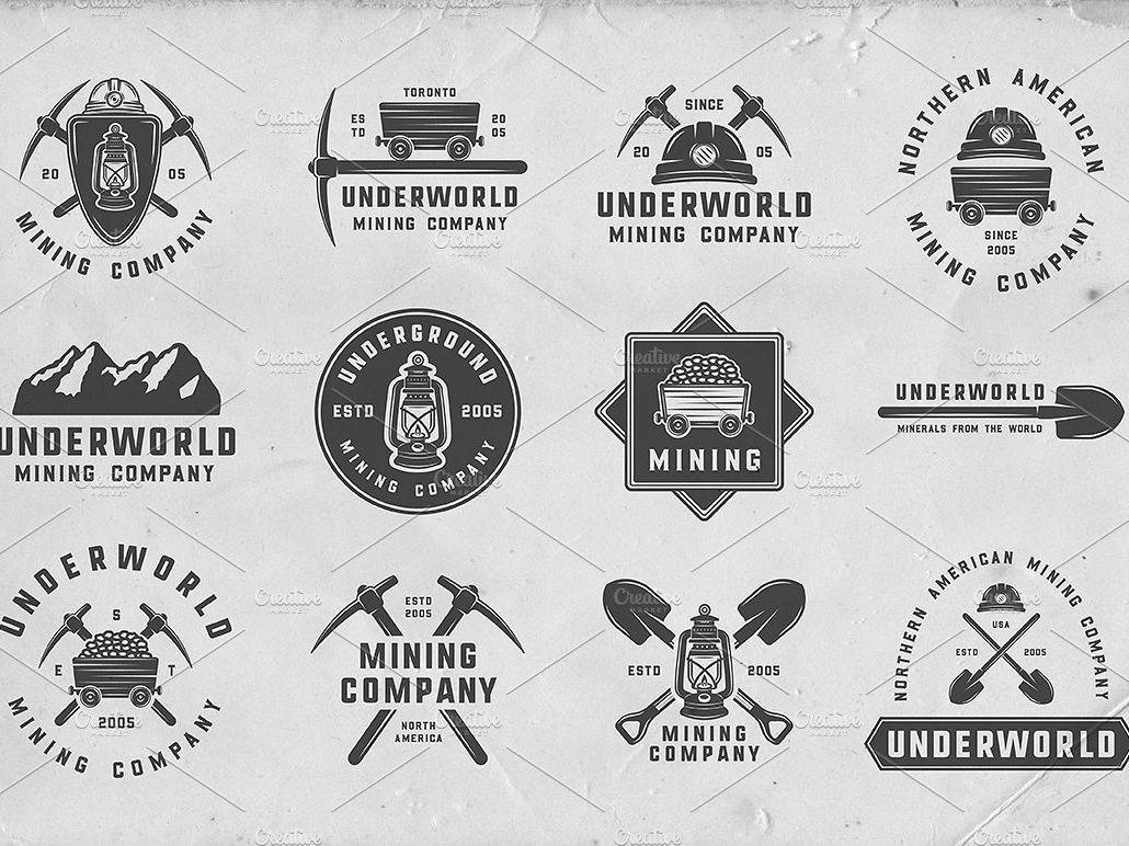 Mining Logo
