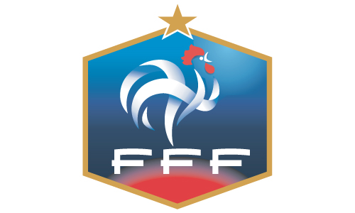 French Football Federation Logo Vector