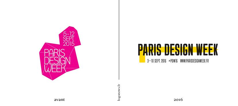 paris design week s offre un nouveau design logonews. Black Bedroom Furniture Sets. Home Design Ideas
