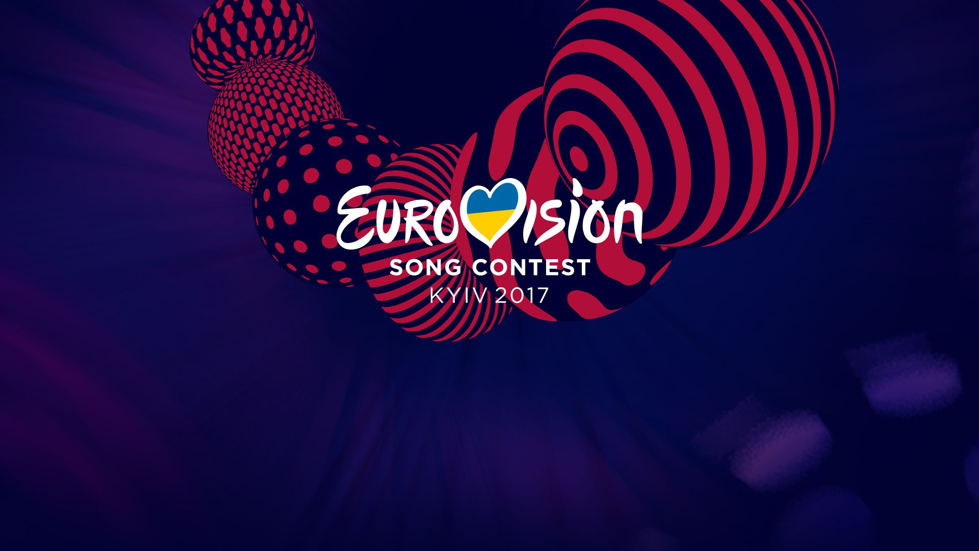 Resultado de imagen de eurovision 2017 logo