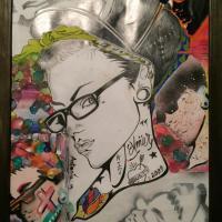Antonia Balaşco expune pictură la Hotel Ramada