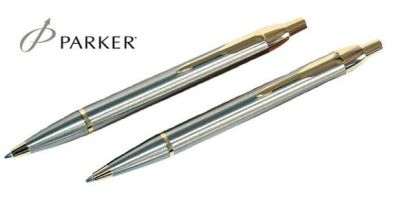 Parker IM SS GT Pen and Pencil set