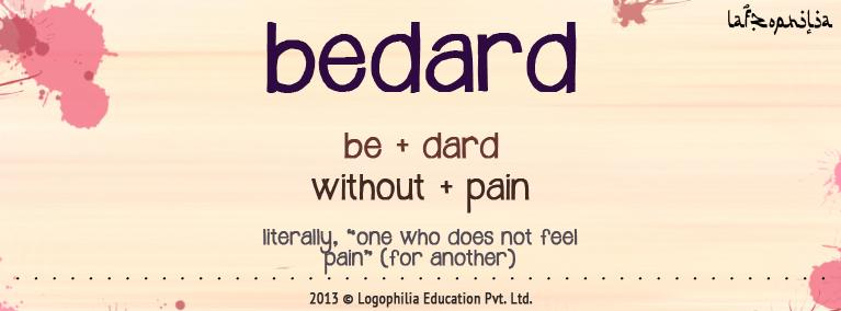 Etymology of Bedard