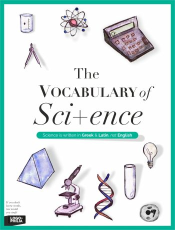 Vocabulary of Science - Logo