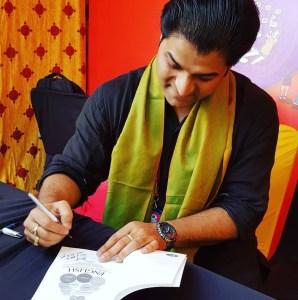 Dhruv's Jaipur Literature Festival Talk - Sanskrit, Greek, & Latin - A Tale of Three Sisters