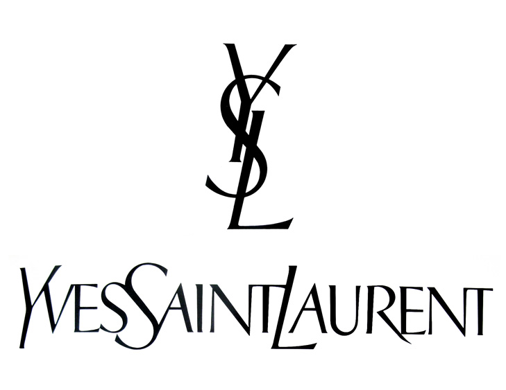 Image result for yves saint laurent logo