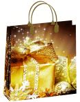Купить оптом новогодний пакет 23х26 Белло Bello BAS 55