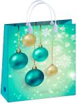 Купить оптом новогодний пакет 23х26 Белло Bello BAS 113