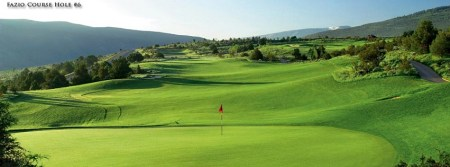 Red Sky Golf Club  Fazio Course   Course Profile   Course Database