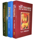 Christian Origins and the Question of God Series, by N. T. Wright (Vols. 1–3)