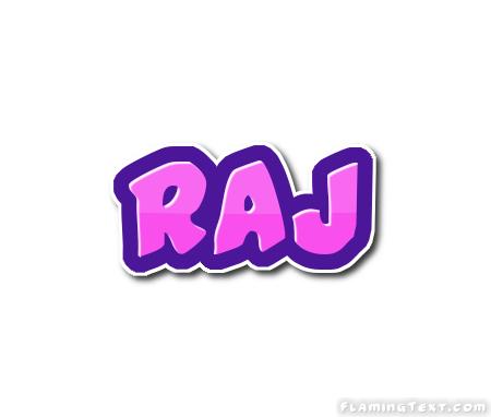 Raj Logo Free Name Design Tool From Flaming Text