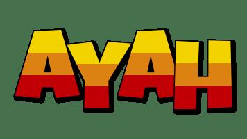 Ayah Jungle Logo