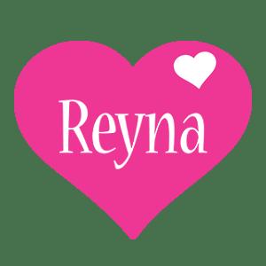 Reyna Logo Name Logo Generator I Love Love Heart