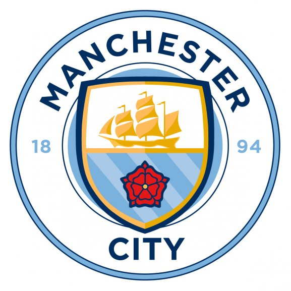 Manchester City Logo Vector (PDF) Download For Free