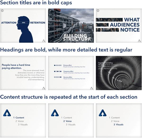 Logos Blog - Slide Design FINAL - Hierarchy Example