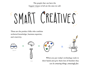 Smart Creatives
