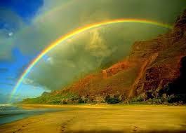"""Povestea curcubeului – """"În spatele fiecărui curcubeu este legământul lui Dumnezeu."""""""