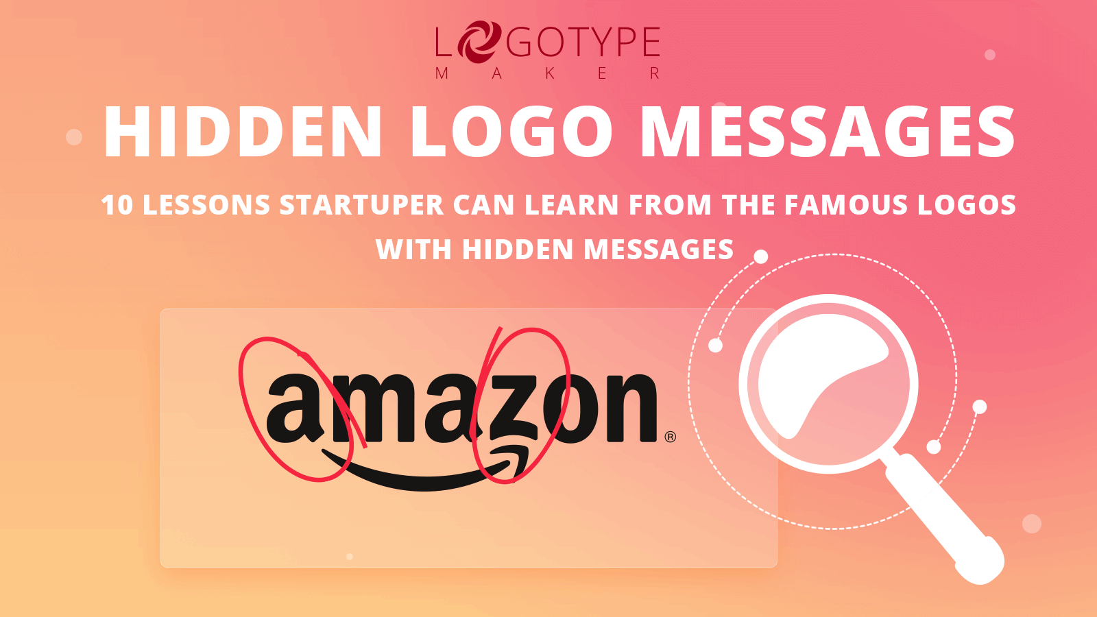 The Famous Logos With Hidden Messages