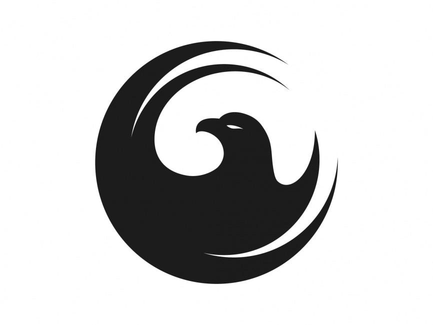 Eagle Logo Vector File Logowik Com