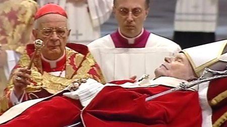 Fallecimiento Juan Pablo II