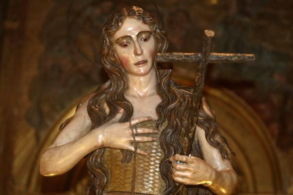 Resultado de imagen de María Magdalena, la intrigante amiga de Jesús