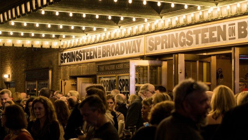 Springsteen On Broadway : Prolongations !