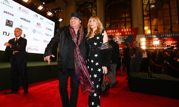 Steve Van Zandt : New Jersey Hall of Fame 2018