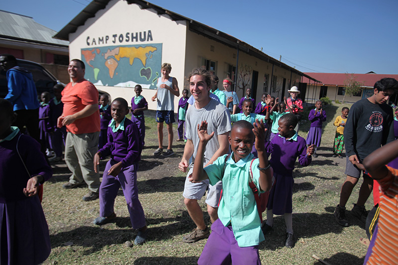 With two children's centers, Camp Moses and Camp Joshua, LOHADA is the Loving Hands for the Disadvantaged and Aged in Arusha, Tanzania.