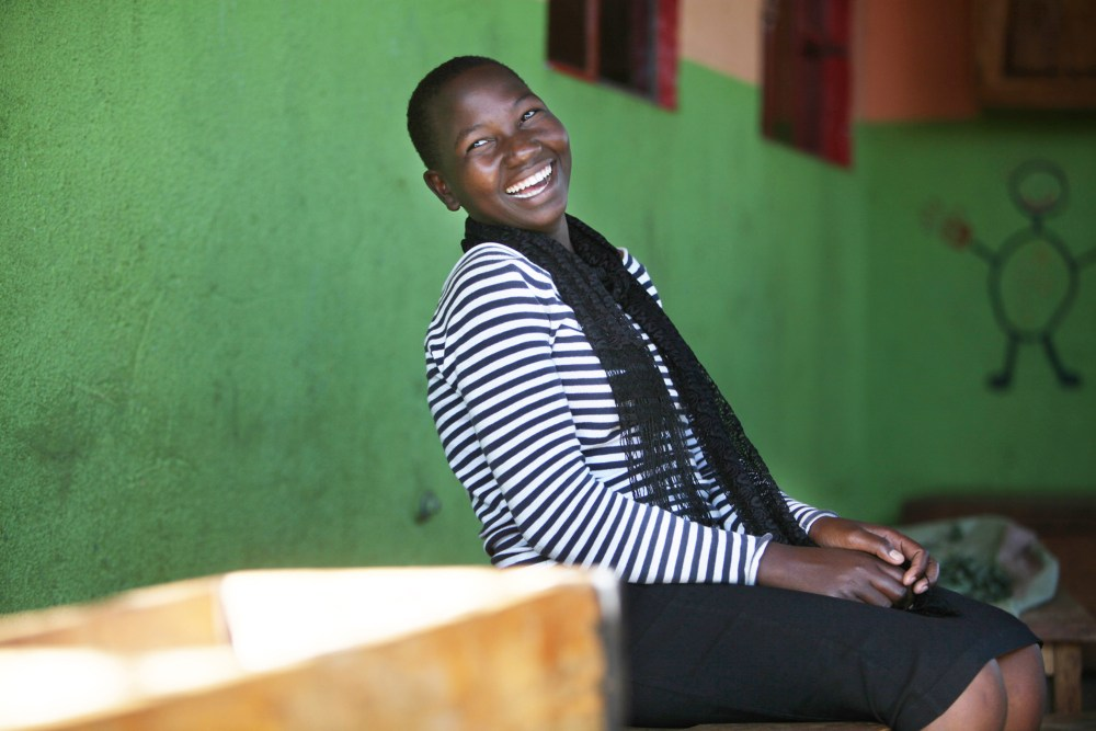 Neema's mother died from yellow fever when she was young, Now she wants to attend college.