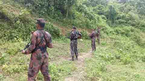 মিয়ানমার বাহিনীর তৎপরতা : সীমান্তে সক্ষমতা বাড়াচ্ছে বাংলাদেশ