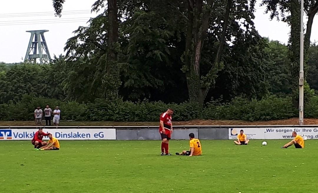 VfB Lohberg steigt ab – RWS macht den Deckel drauf