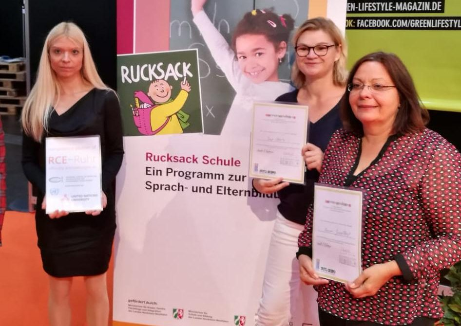Grundschule wird Bildungspartner in UNESCO-Projekt