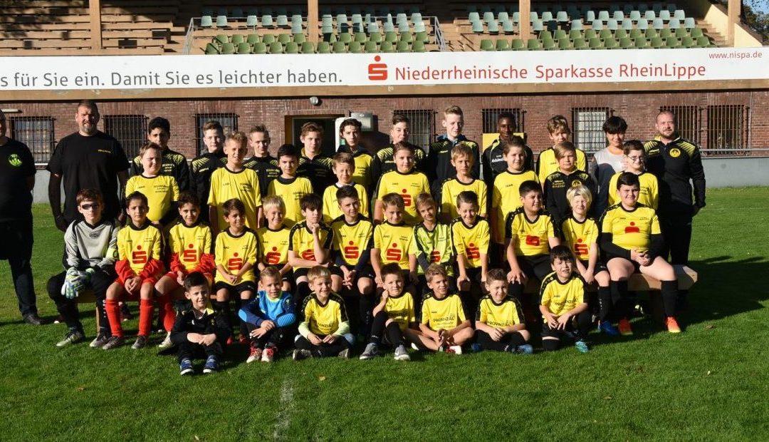 VfB Lohberg: Von null auf 58