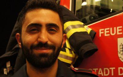 Fatih geht für uns durchs Feuer