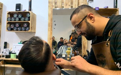 Ein Barbier mit Leib und Seele