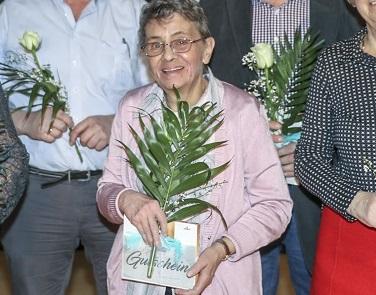 VfB Lohberg feiert Eleonore Lipienski