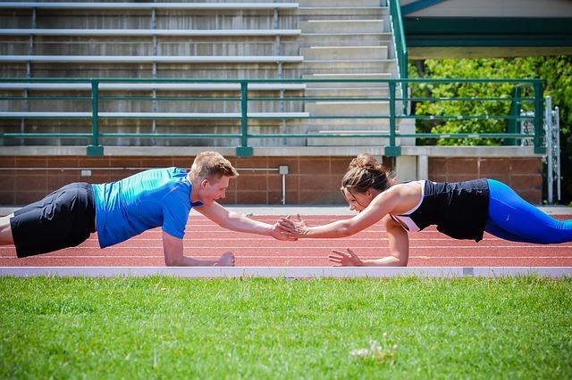 Kostenfreies Fitness-Angebot im Bergpark