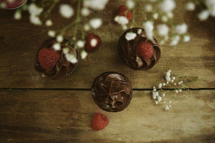 Cupcakes de Espresso