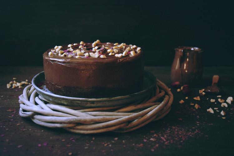 Cheesecake de Nutella | Receta Fácil y Rápida