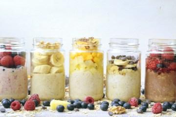 5 Recetas de Desayunos con Avena