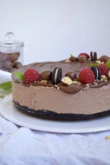 Cómo hacer Cheesecake de Nutella en MyCook Touch