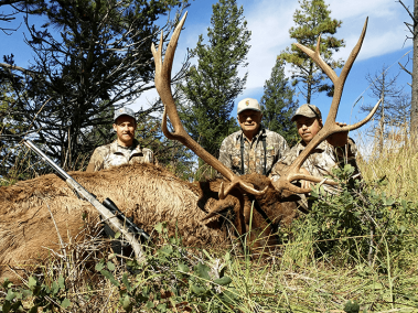 Love of The Hunt Outfitters New Mexico Elk Hunting