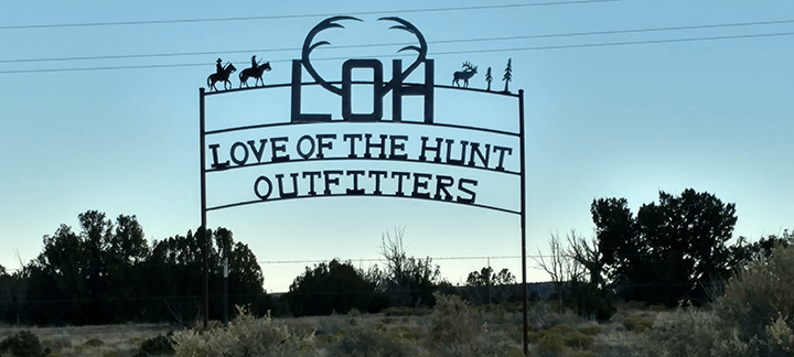 LOH Love Of The Hunt Outfitters